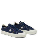 TÊNIS CONVERSE ONE STAR PRO AS LOW TOP OBSIDIAN/EGRET
