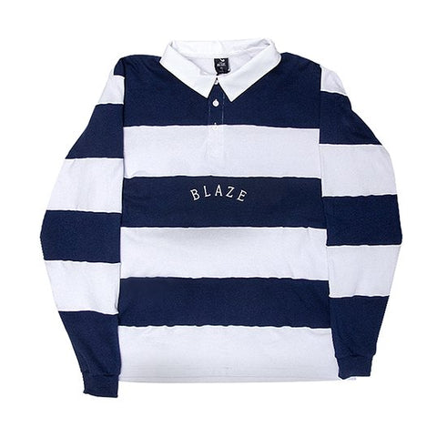 POLO BLAZE STRIPES MARINHO