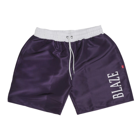 SHORTS BLAZE PURPLE