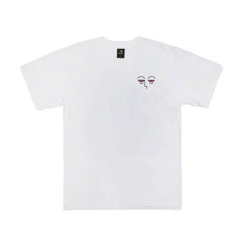 CAMISETA BLAZE EYES WHITE