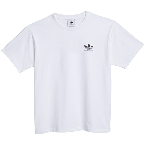 CAMISETA ADIDAS LOGO 2.0 BLACK / WHITE