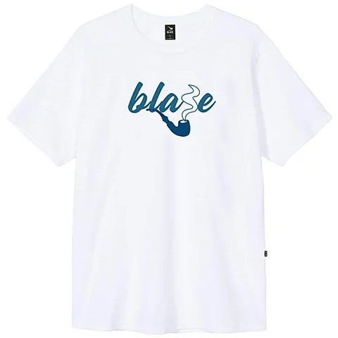 CAMISETA BLAZE SMOKE WHITE