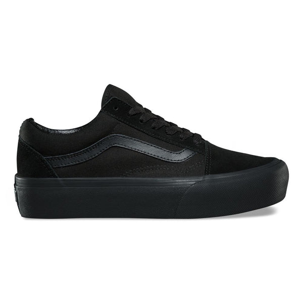 Tênis Vans Old Skool Plataform - Blackout
