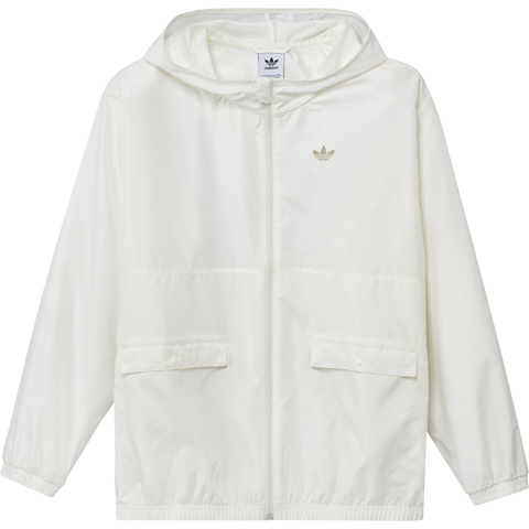 JAQUETA ADIDAS LIGHT WINDBREAKER OFF WHITE / SAVANNAH