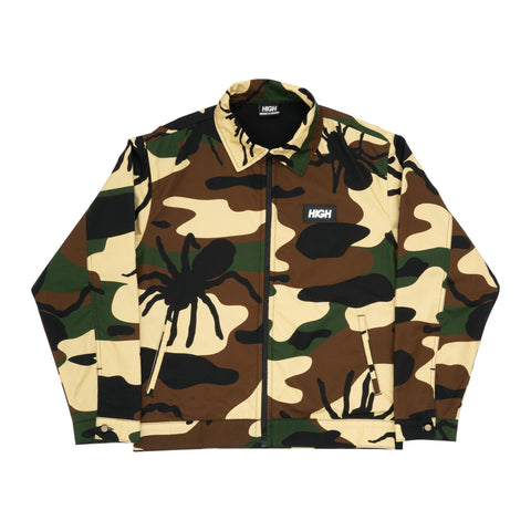 JAQUETA HIGH BUG CAMO JACKET WOODLAND