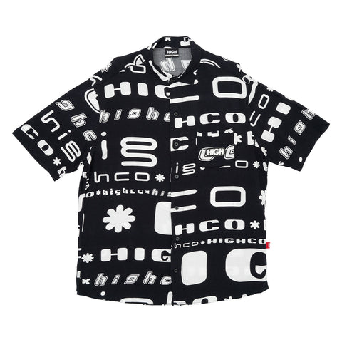 CAMISA HIGH TECH BLACK