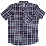 Camisa Element Buffalo SS - Indigo