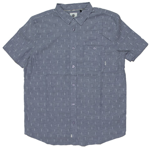 Camisa Element Bowmont Rain Dots - Cinza