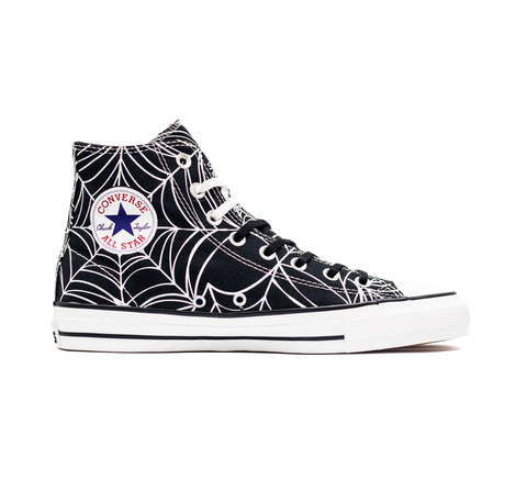 TÊNIS CONVERSE CHUCK TAYLOR HIGH PRO ROLL UP 4/20