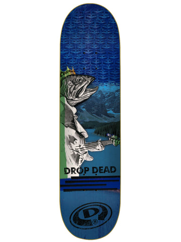 SHAPE DROP DEAD MARFIM ANIMAL SONGS FISH 8.0""