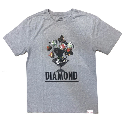 Camiseta Diamond Pollination - Mescla