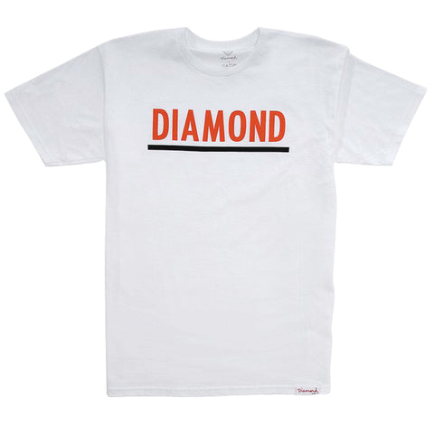 CAMISETA DIAMOND TEAM BRANCO