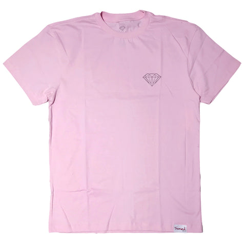 CAMISETA DIAMOND BRILLIANT PINK