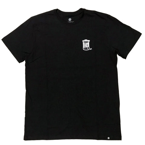 CAMISETA ELEMENT STENCHYS PRETO