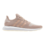 TÊNIS ADIDAS SWIFT RUN W - ASH PEARL / OFF WHITE