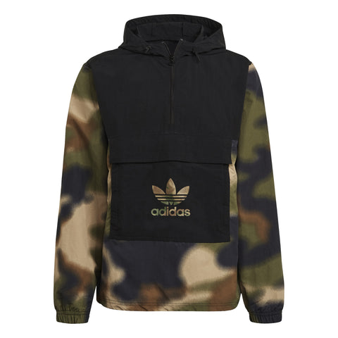 JAQUETA ADIDAS CAMO HEMP/MULTICOLOR/BLACK
