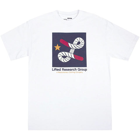 CAMISETA LRG BARMELLO WHITE