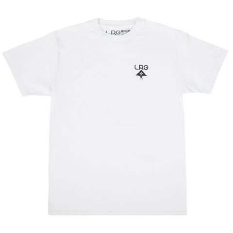 CAMISETA LRG LOGO PLUS WHITE