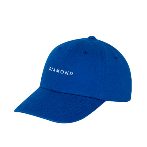 BONÉ DIAMOND LEEWAY BASEBALL BLUE