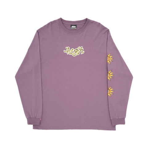 CAMISETA HIGH LONGSLEEVE JUNGLIST PURPLE