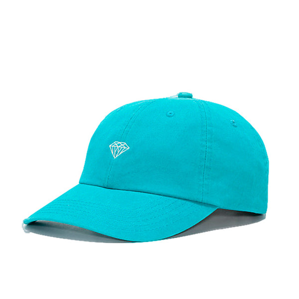 BONÉ DIAMOND MICRO BRILLIANT STRAPBACK - DIAMOND BLUE