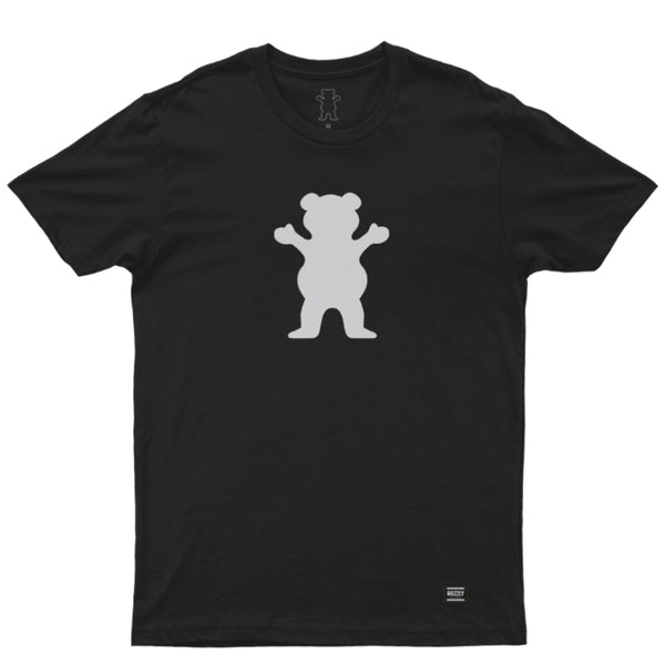 CAMISETA GRIZZLY OG BEAR BLACK REFLECT
