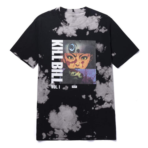 CAMISETA HUF X KILL BILL ORIGIN BLACK