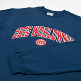 CAMISETA LS ORIG WORLDWIDE NAVY