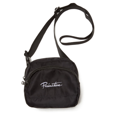 SHOULDER BAG PRIMITIVE NUEVO - BLACK
