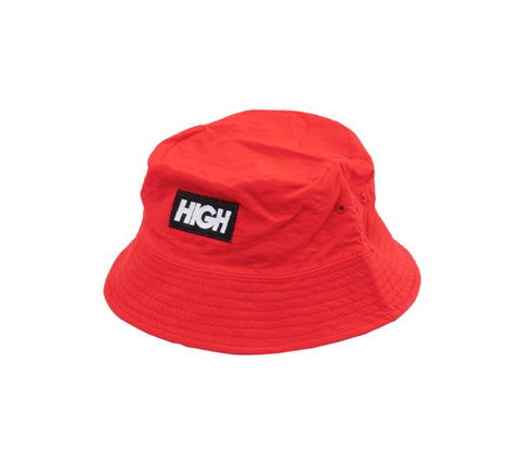 BUCKET HIGH REVERSIVE LOGO NAVY/RED