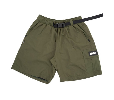 SHORTS HIGH RIPSTOP CARGO GREEN