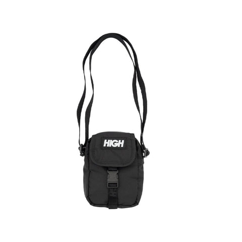 RIPSTOP SHOULDER BAG HIGH BLACK