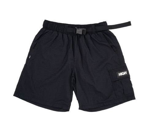 SHORTS HIGH RIPSTOP CARGO BLACK