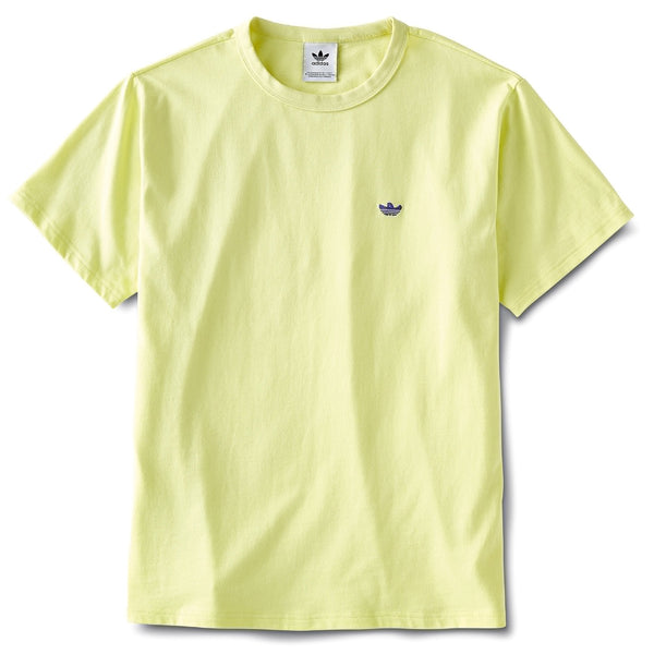 CAMISETA ADIDAS SHMOO YELLOW TINT / PURPLE