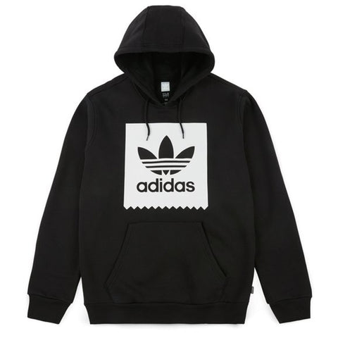 Moletom Adidas Solid Blackbird - Black/White