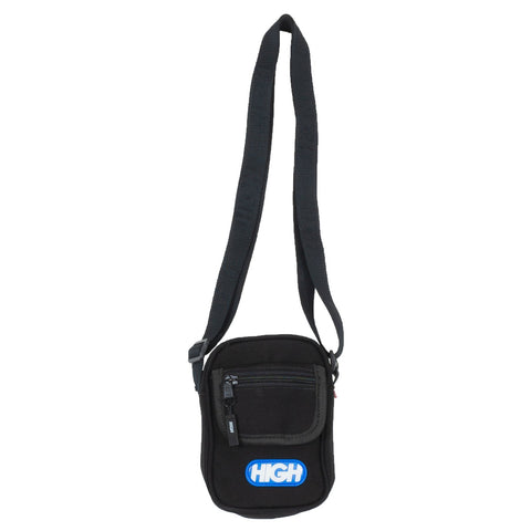 Shoulder Bag High Logo - Black
