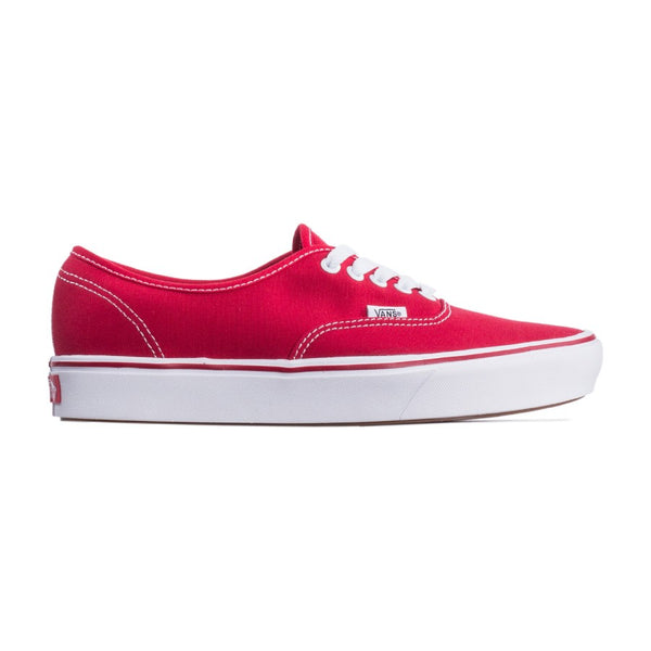 TÊNIS VANS AUTHENTIC COMFYCUSH RED