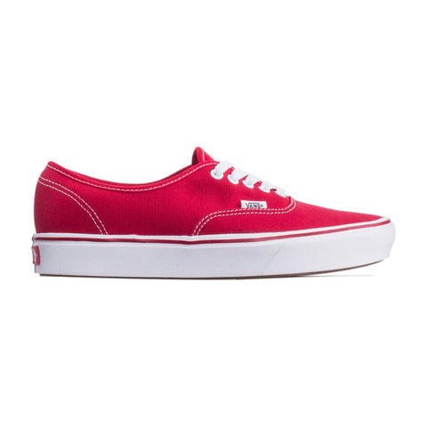 Tênis Vans Authentic Comfycush - Red