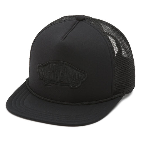 Boné Vans Classic Patch Trucker - True Black