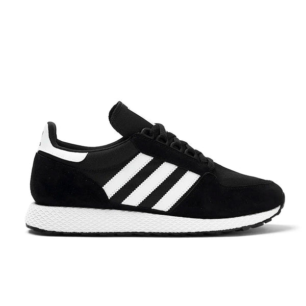 TÊNIS ADIDAS FOREST GROVE - CORE BLACK / RUNNING WHITE