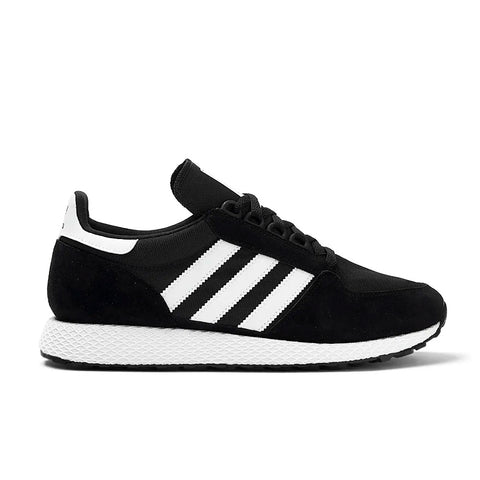 Tênis Adidas Forest Grove - Black/White