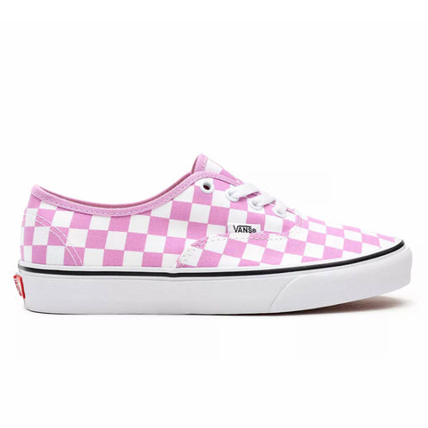 TÊNIS VANS AUTHENTIC CHECKBOARD ORCHID