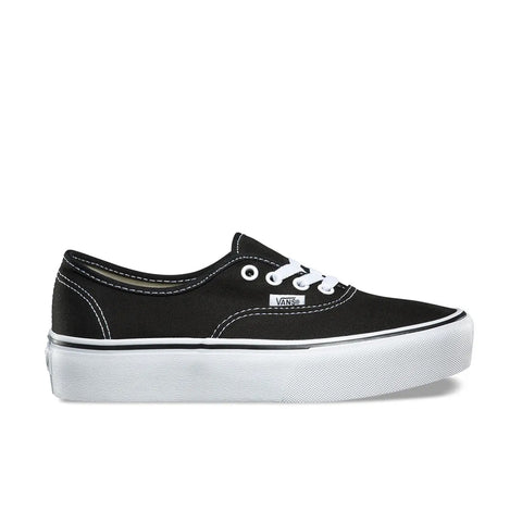 Tênis Vans Authentic Platform 2.0 - Black