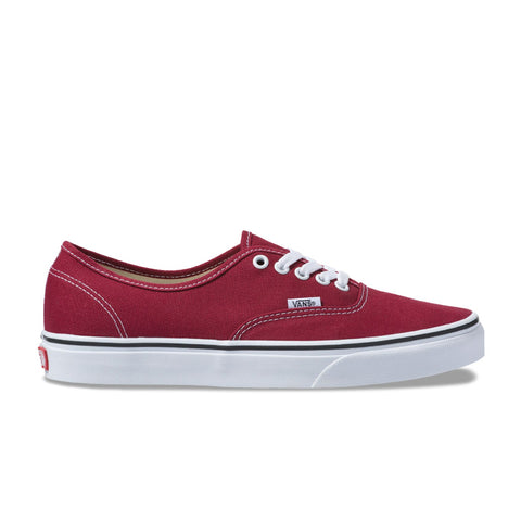 Tênis Vans Authentic - Rumba Red / True White