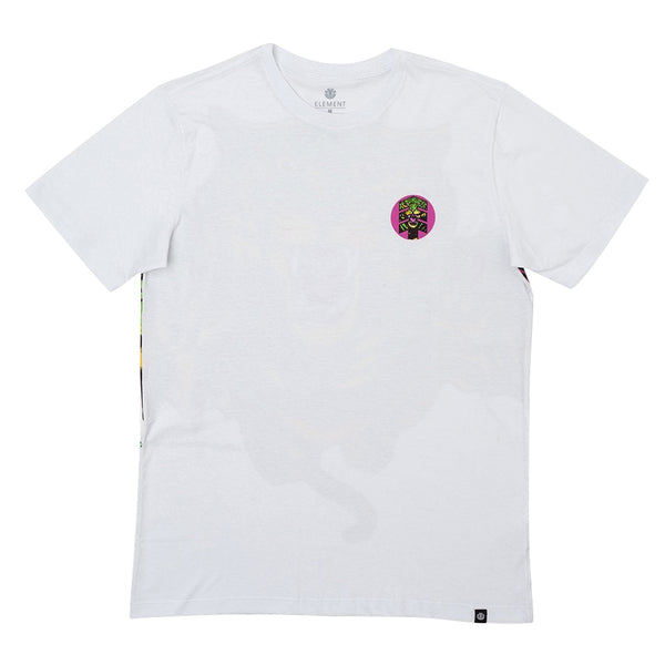 CAMISETA ELEMENT BIG CAT BRANCO