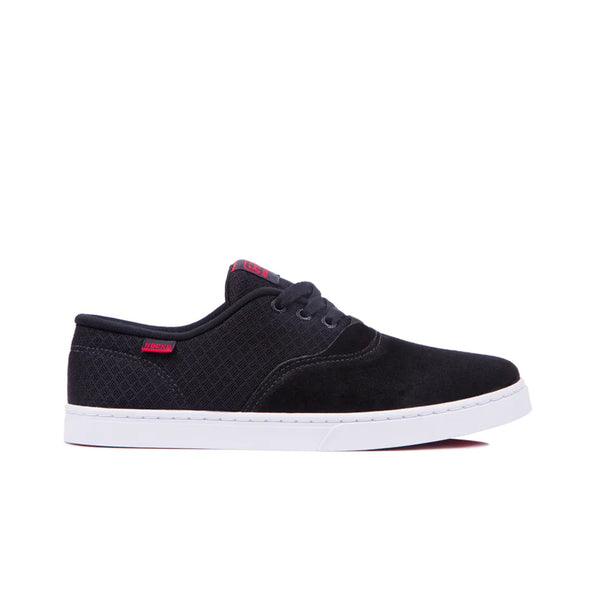 TÊNIS HOCKS SONORA SKATE BLACK/RED