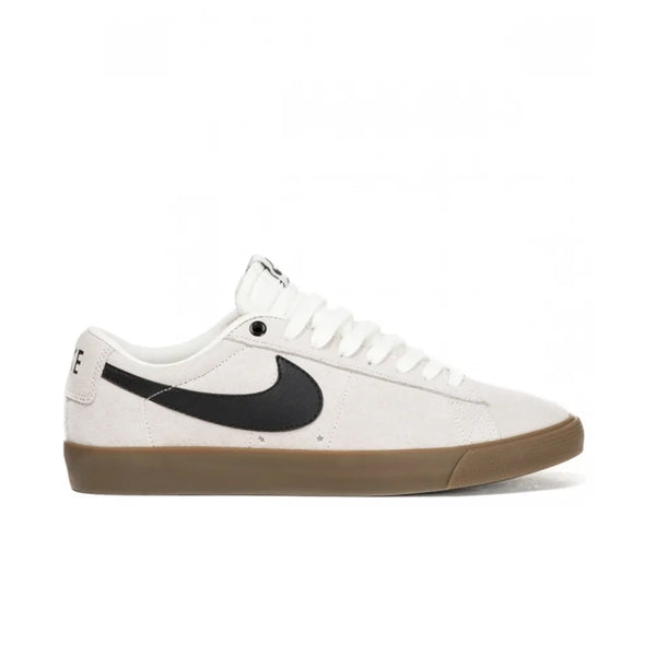 Tênis Nike SB Blazer Low GT - Ivory/Black-Gum Light Brown