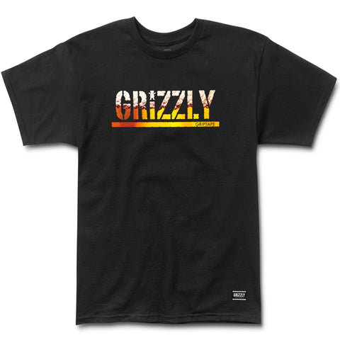 Camiseta Grizzly Brew - Black