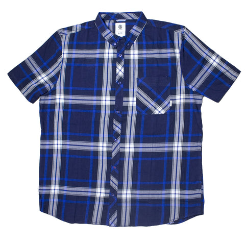 Camisa Element Buffalo SS - Midnight Blue