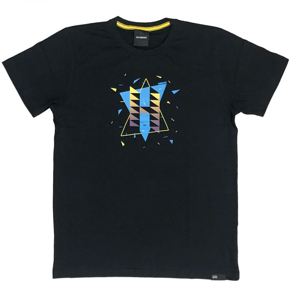 Camiseta Hocks Lines - Preto
